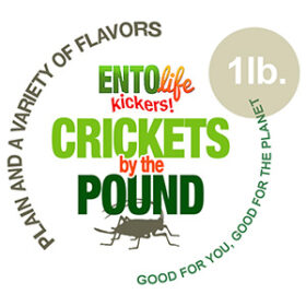 Crickets by the Pound